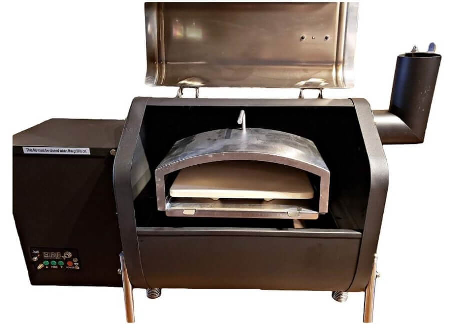 GMG Davy Crockett Pizza Oven