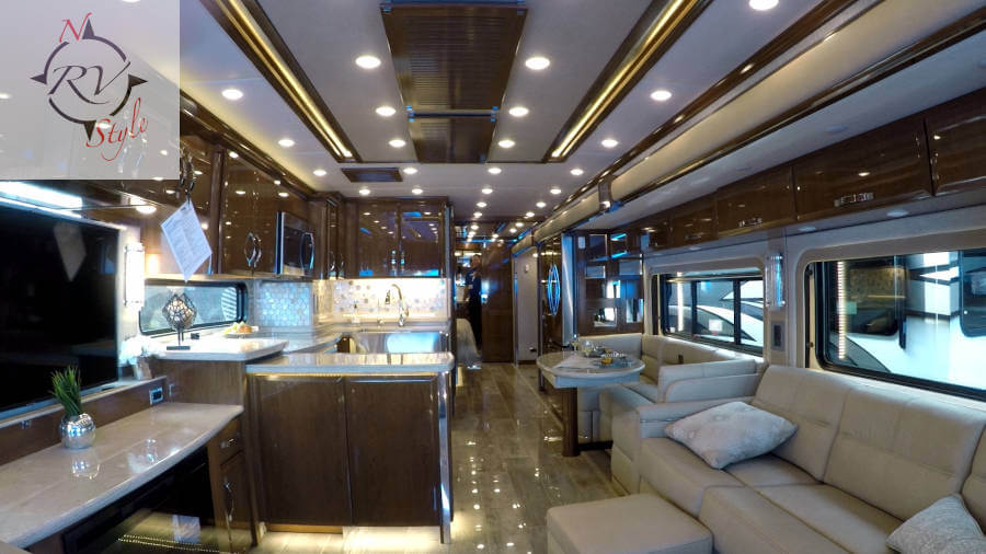 2020 King Aire Luxury RV