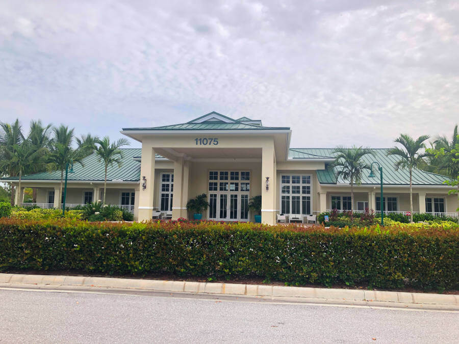Palm Beach Motorcoach Resort Clubhouse