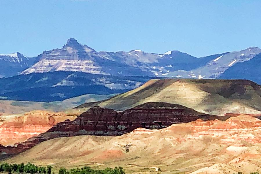 Painted Hills WY